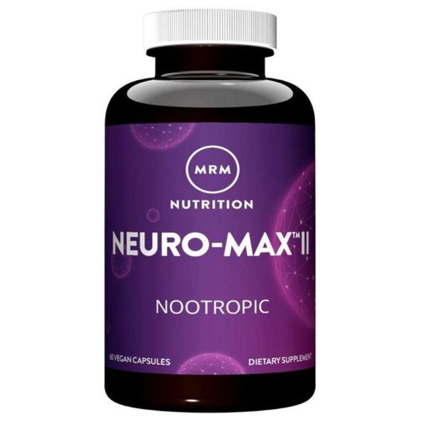 MRM Neuro-Max II 60 Capsules Specialty Health Products MRM