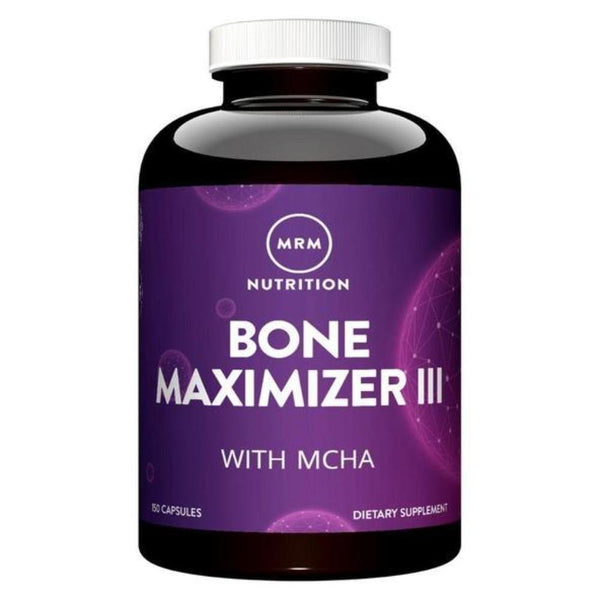 MRM Bone Maximizer III 150 Capsules Specialty Health Products MRM