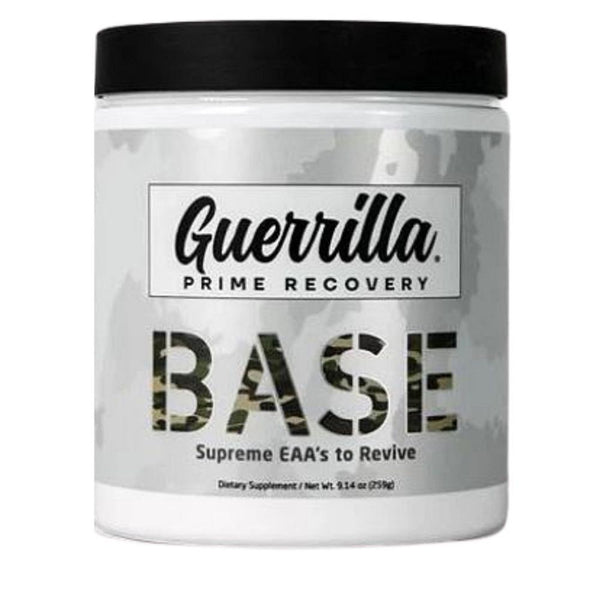 Guerrilla Base EAA 30 Servings Amino Acids Guerrilla Blue Razz  (4802861072407)