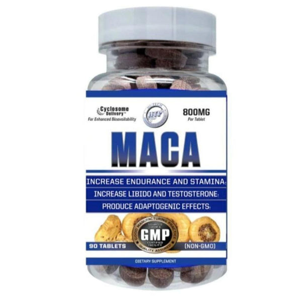 Hi-Tech Pharmaceuticals MACA 90 Tablets Vitamins & Minerals Hi-Tech Pharmaceuticals  (4412402434071)