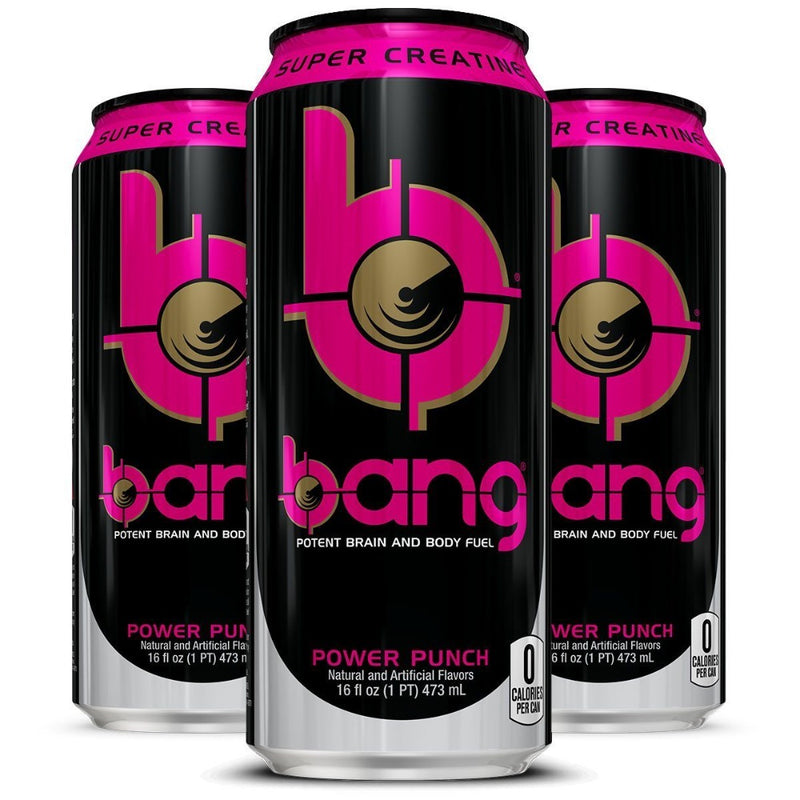 VPX Bang Energy RTD Energy & Sports Drinks VPX Power Punch  (10980129475)