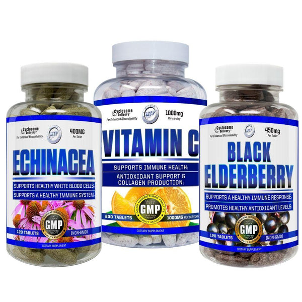 Hi-Tech Pharmaceuticals Wellness Stack Stacks Supplement Warehouse  (4390711492631)