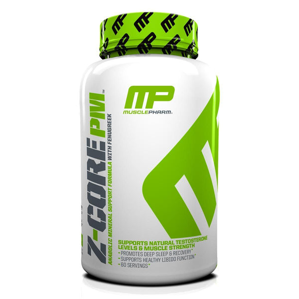 Muscle Pharm Z-CORE PM 60C Sports Performance Recovery Muscle Pharm  (572710256673)