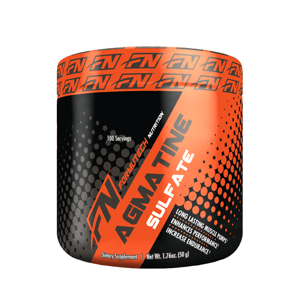 Formutech Nutrition Agmatine Sulfate Pre-Workout Formutech Nutrition  (9797614275)