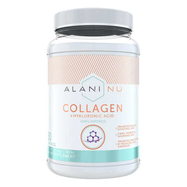 Alani Nu Collagen Powder 30srv Unflavored Vitamins & Minerals Alani Nu  (3493344509975)