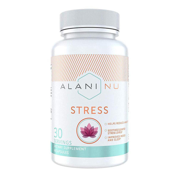 Alani Nu Stress 60c Specialty Health Products Alani Nu  (3493342052375)