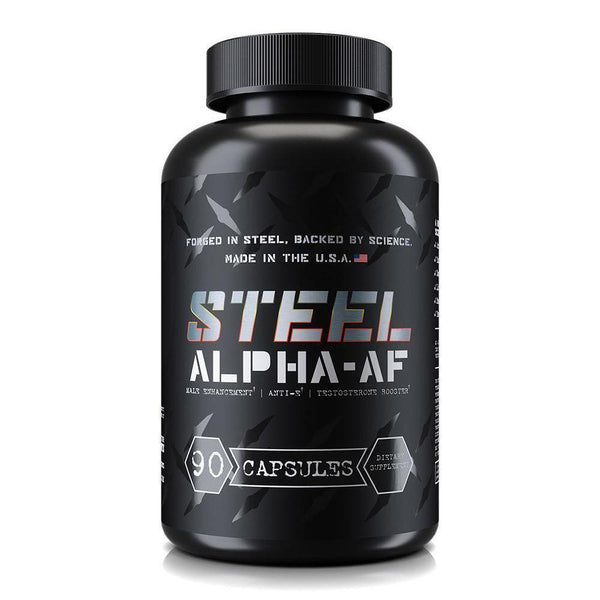 Steel Alpha AF 90 Capsules Specialty Health Products STEEL  (3936956842007)