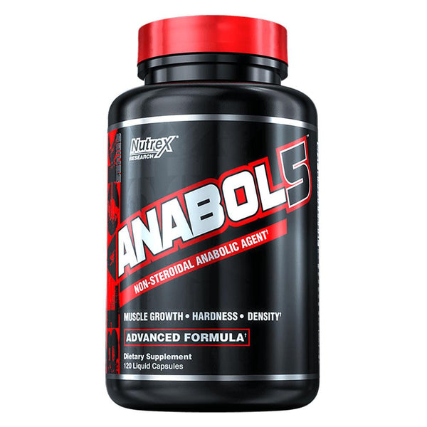 Nutrex Research Anabol 5 120C Sports Performance Recovery Nutrex Research  (572710125601)