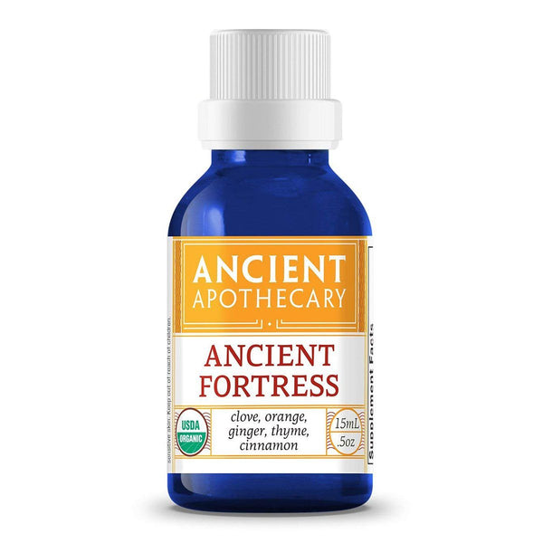 Ancient Apothecary Ancient Fortress Oil .5 Oz essential oils Ancient Apothecary  (522090643489)
