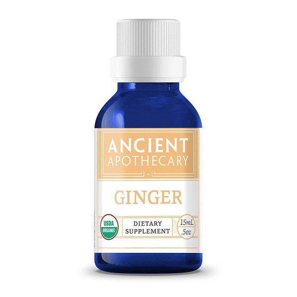 Ancient APOTHECARY GINGER OIL .5 OZ Personal Care& - Hygeine Ancient Apothecary  (1444026482711)