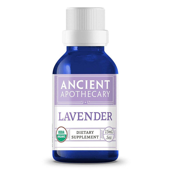 Ancient Apothecary Lavender Oil .5OZ Personal Care& - Hygeine Ancient Apothecary  (1444034510871)