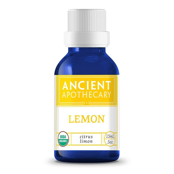 Ancient Apothecary Lemon Oil .5 Oz essential oils Ancient Apothecary  (522091069473)