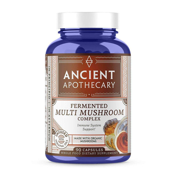 Ancient Apothecary Fermented Multi Mushroom 90C Health & Wellness Ancient Apothecary  (522090348577)