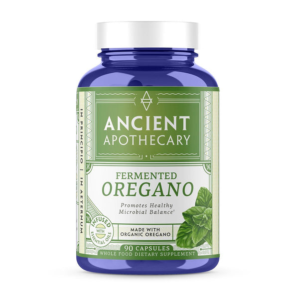 Ancient Apothecary Fermented Oregano 90C Herbs Ancient Apothecary  (522090020897)
