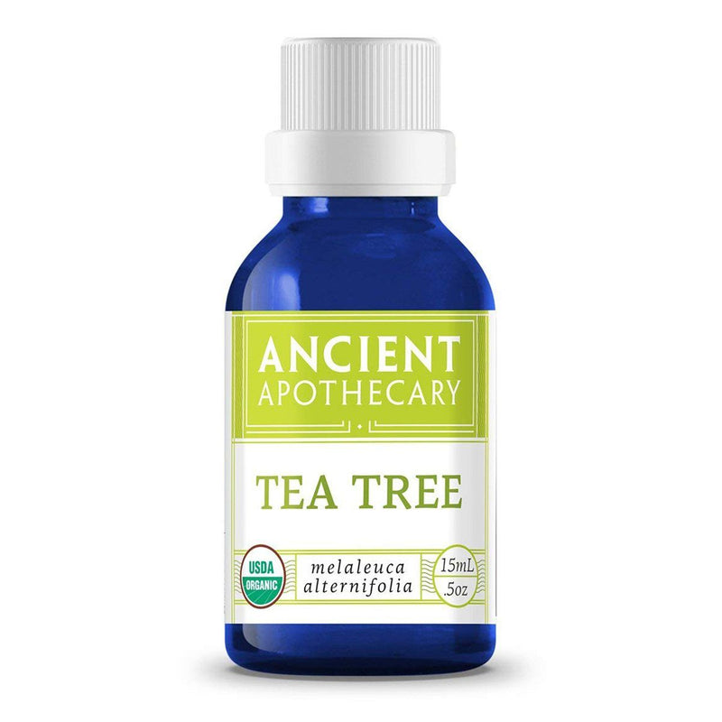 Ancient Apothecary Tea Tree Oil .5 Oz essential oils Ancient Apothecary  (522090119201)