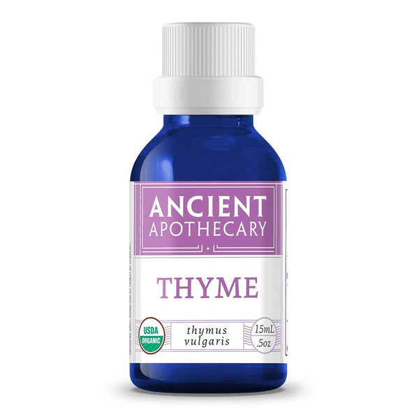 Ancient Apothecary Thyme Oil .5 Oz essential oils Ancient Apothecary  (522091266081)