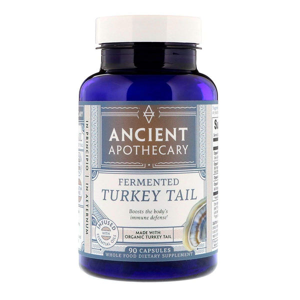 Ancient Apothecary Fermented Turkey Tail 90C Health & Wellness Ancient Apothecary  (522090545185)