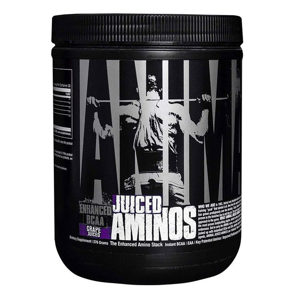 Universal Nutrition Animal Juiced Aminos 30 Servings Pre-Workout Universal Grape  (25642205187)