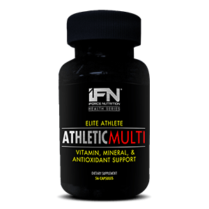 iForce Nutrition ATHLETIC MULTI Health Supplements IFORCE 56 capsules  (9797629635)