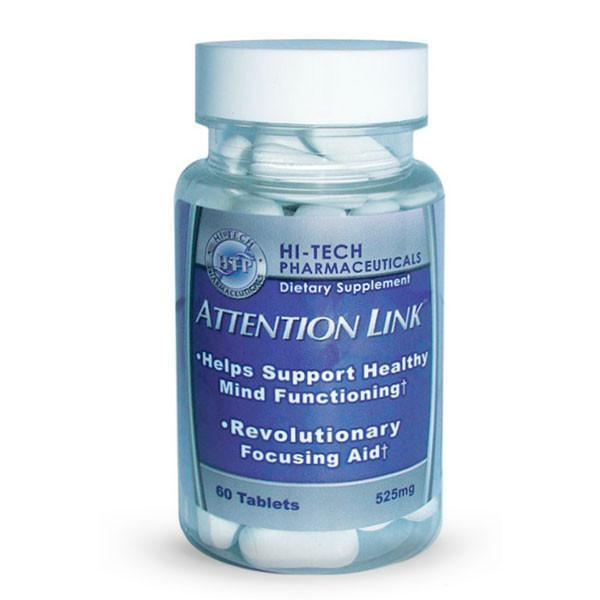 Hi-Tech Pharmaceuticals Attention Link® Health Supplements Hi-Tech Pharmaceuticals  (9797553091)