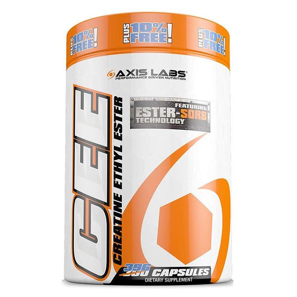 Axis Labs Creatine Ethyl Ester 396C Creatine Axis Labs  (572707831841)