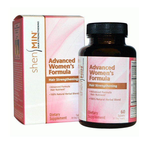 Biotech Shen Min Hair Advanced Women's Formula 60Ct Personal Care& - Hygeine Biotech  (1381532729367)