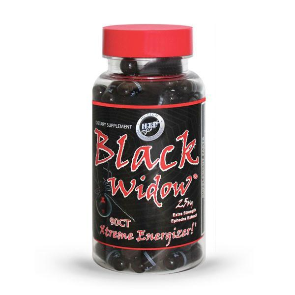 Hi-Tech Pharmaceuticals Black Widow - 90 CT Diet & Weightloss Hi-Tech Pharmaceuticals  (9797558851)