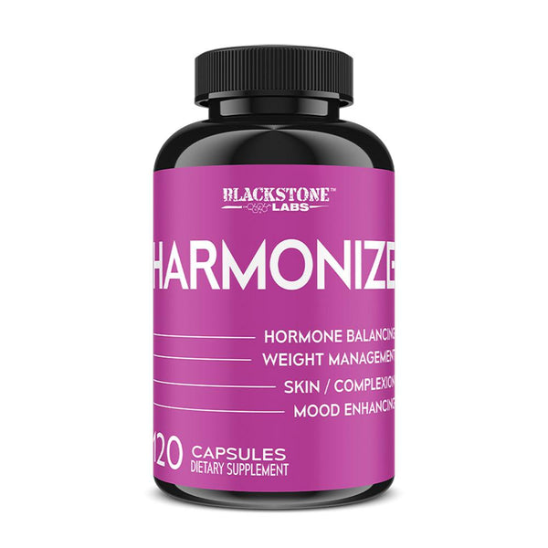 Blackstone Labs Harmonize 120c Specialty Health Products Blackstone Labs  (4357505220631)