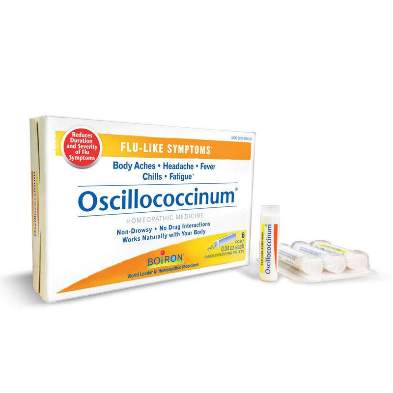 Boiron Oscillococcinum 6 Doses Specialty Health Products Boiron  (572675031073)