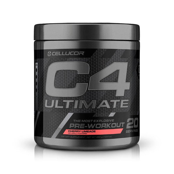 C4 Ultimate 30 Servings Pre-Workouts Cellucor Cherry Limeade  (3511266639895)