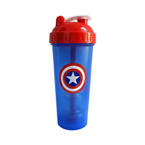 Captain America Shaker Bottle 28oz Accessories/Shaker Cups PerfectShaker  (10996778179)