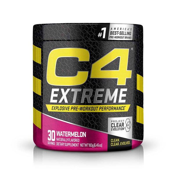 C4 Extreme 30 Servings Pre-Workouts Cellucor  (4336372547607)