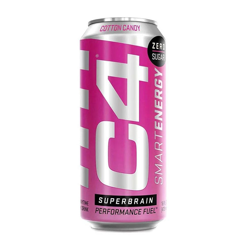 Cellucor C4 Smart Energy Drinks Cellucor Cotton Candy  (4352843087895)