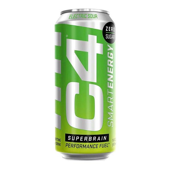 Cellucor C4 Smart Energy Drinks Cellucor Electric Sour  (4352843087895)