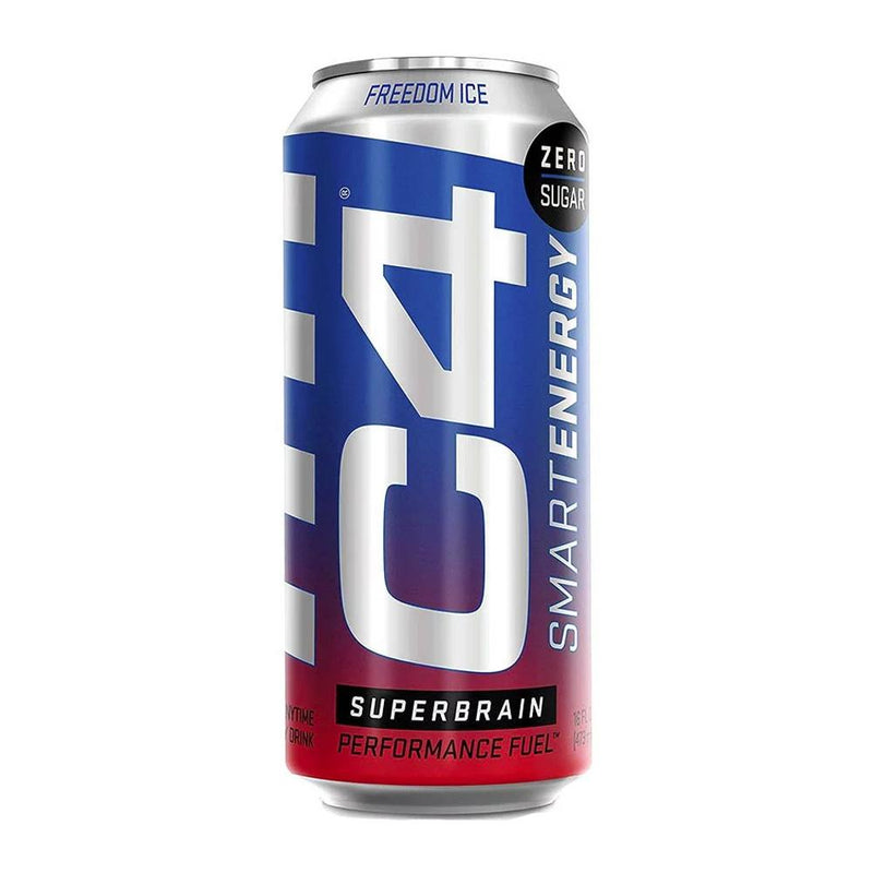 Cellucor C4 Smart Energy Drinks Cellucor Freedom Ice  (4352843087895)