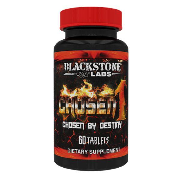 Blackstone Labs Chosen1 60 Tablets Testosterone Support Blackstone Labs  (10902835267)