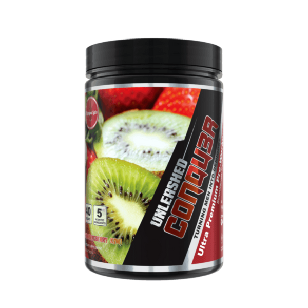 Olympus Labs Conqu3r Unleashed 20 Servings Pre-Workout Olympus Labs  (44233293827)