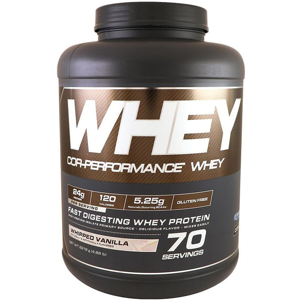 Cellucor Cor-Performance Whey 5 Lbs Protein Powders Cellucor Whipped Vanilla  (1471281397783)