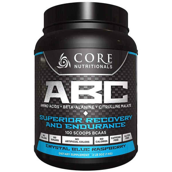 CORE Nutritionals ABC 50/Sv Amino Acids Core Nutritionals Crystal Blue Raspberry  (4377516048407)