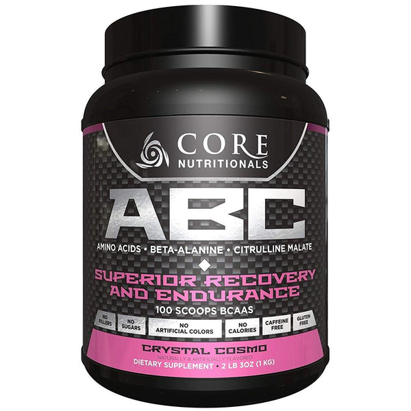 CORE Nutritionals ABC 50/Sv Amino Acids Core Nutritionals Crystal Cosmo  (4377516048407)
