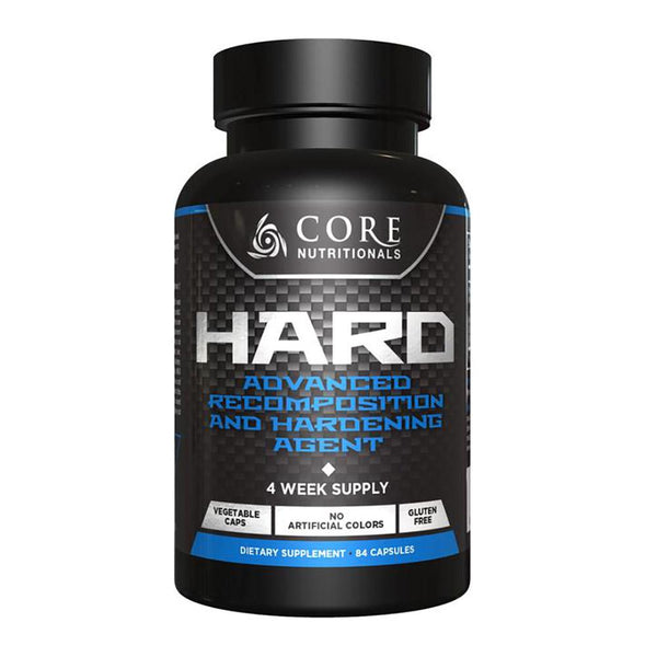 CORE Nutritionals Hard 84C Sports Performance Recovery Core Nutritionals  (4377521356823)