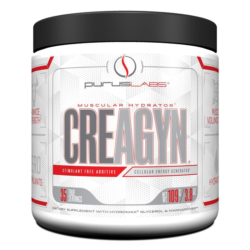 Purus Labs Creagyn Unflavored 35 Servings Nitric Oxide Purus Labs  (1381492326423)