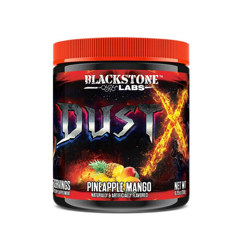 Blackstone Labs Dust X 25 Servings (Was Dust Extreme) Pre-Workout Blackstone Labs Pineapple Mango  (1404003483671)