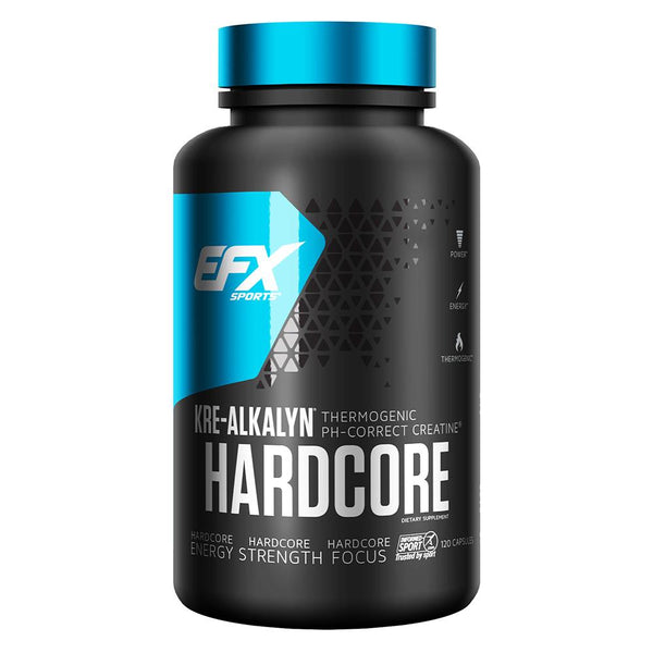 EFX Sports Kre-Alkalyn Hardcore Sports Nutrition/Creatine/Kre-Alkalyn EFX Sports  (10030507779)