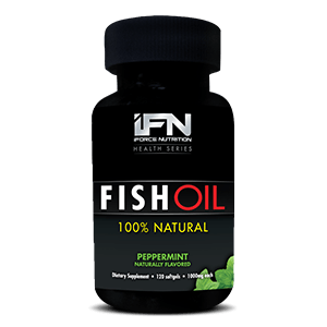 iForce Nutrition FISH OIL Health Supplements IFORCE  (9797629699)