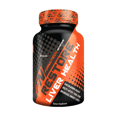 Formutech Nutrition Restore™ Liver Aid Health Supplements Formutech Nutrition  (9797609475)