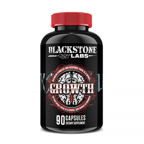 Growth HGH Supplement   Blackstone Labs