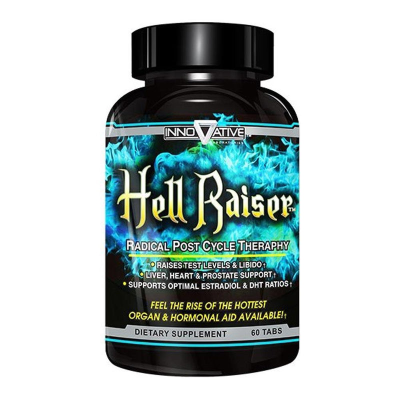 Innovative Labs Hell Raiser 60 Tabs Prohormones Innovative Labs  (3955829309463)