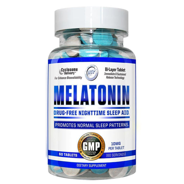 Hi-Tech Pharmaceuticals Melatonin 60CT Specialty Health Products Hi-Tech Pharmaceuticals  (3948611141655)