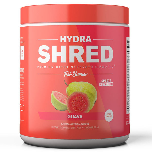 Sparta Nutrition HydraShred 60 Servings Diet & Weightloss Sparta Nutrition Guava  (10996764099)